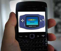 GBA mobile emulator