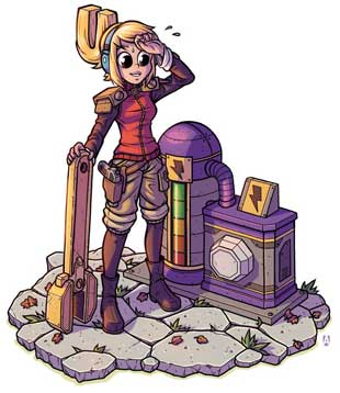 Iconoclasts avatar